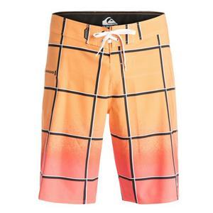 "Quiksilver Men's Electric Stretch 21"" Boardshorts Orange 32"