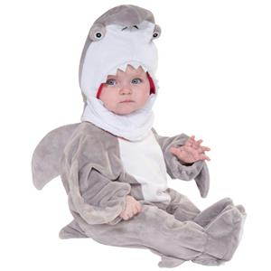 Forum Infant Baby Boys Girls Shark Halloween Costume 1-2