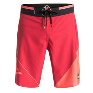 "Quiksilver Men's AG47 New Wave 20"" Boardshorts Red 32"