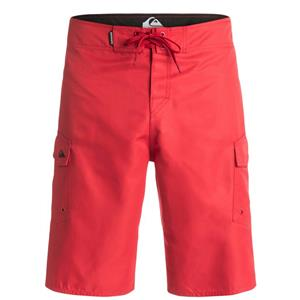 "Quiksilver Men's Manic 22"" Boardshorts Red 32"