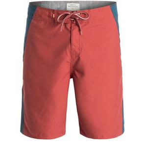 "Quiksilver Men's Rhodin 20"" Boardshorts Red 34"