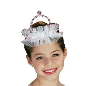 Rubie's Storytime Wishes Girl's Pink Crystal Princess Costume Tiara