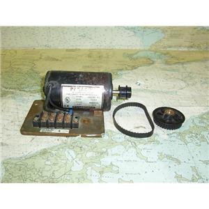 Boaters Resale Shop of Tx 1606 0427.07 PARAGON MODEL PJR 12 VOLT MOTOR ASSEMBLY