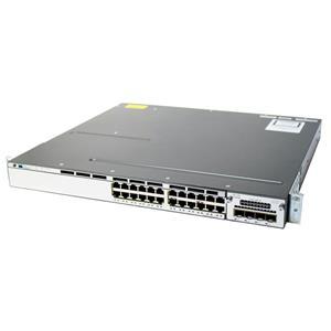 Cisco WS-C3750X-24T-S Catalyst 3750X 24-Ports Gigabit Switch C3KX-NM-1G Damage