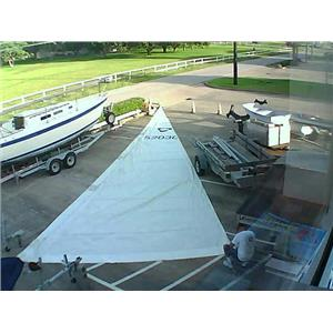 Tayana Furling Mainsail w 60-1 Luff from Boaters' Resale Shop of TX 1606 2544.91