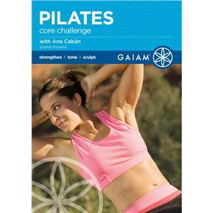 GAIAM Pilates Core Challenge DVD