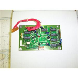 Boaters' Resale Shop of TX 1607 5121.18 RAYTHEON CQA-116-R RADAR BUFFER PC BOARD