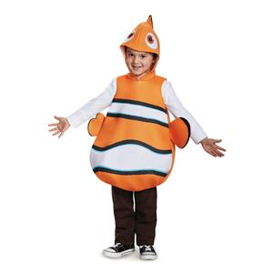 Disguise Disney's Finding Dory Nemo Classic Child Costume for Kids up to Size 6