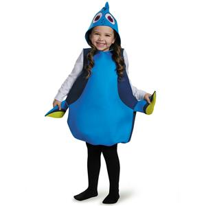 Disguise Disney's Finding Dory Girls Dory Classic Child Costume Fit up to Size 6