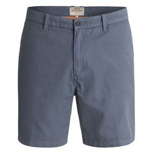 """Quiksilver Men's Shortie Chino 18"""" Shorts Grey 34"""