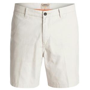 """Quiksilver Men's Shortie Chino 18"""" Shorts Tan 34"""