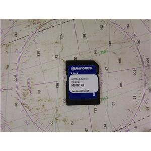 Boaters Resale Shop of TX 1607 2547.21 NAVIONICS MSD/1XG ALL USA & NO. BAHAMAS