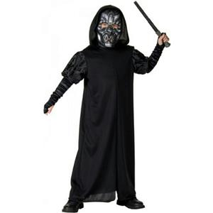 Rubie's Boy's Harry Potter Death Eater Child Costume Size Small 4-6