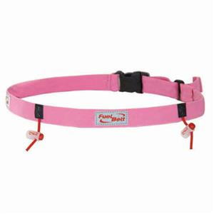 Fuelbelt Race Gear Reflective Number Belt Pink