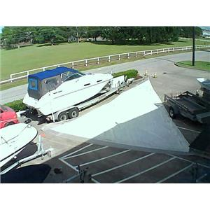 North Sails RF Jib w Luff 54-6 Foot 27-8 Boaters' Resale Shop of TX 1502 2525.91