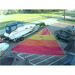 Spinnaker w Luff 45-3 from Boaters' Resale Shop of TX 1012 0100.04