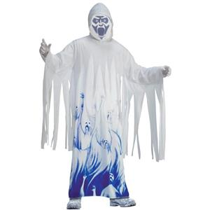 Forum Novelties Men's Ghostly Soul Taker Adult Costume