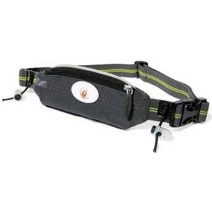Fuelbelt Rock n Roll Marathon Super Stretch Waistpack Carbon/Green