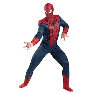 Disguise Marvel The Amazing Spider-Man 3D Movie Classic Adult Costume XL 42-46
