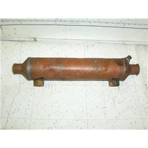 Boaters Resale Shop of TX 1606 1722.15 TRANSMISSION COOLER/ HEAT EXCHANGER