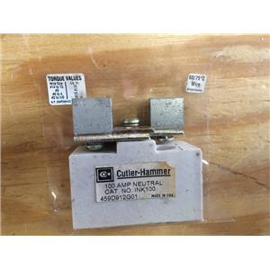 Cutler-Hammer Neutral Block Kit INK100 459D912G01