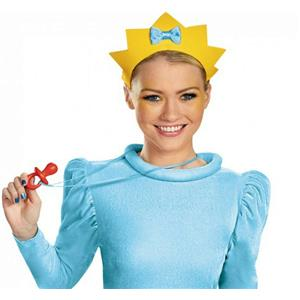 The Simpsons Maggie Simpson Adult Accessory Kit