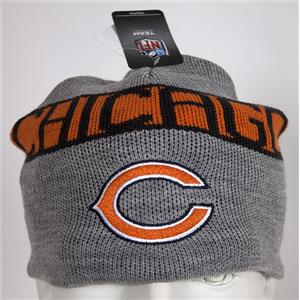 NFL Youth Beanie Chicago Bears Hockey *Defect*