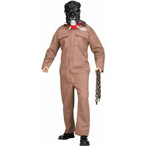Fun World Men's Junk Yard Guard Dog Butch Standard Adult Costume & Mask