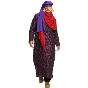 Hansel Zoolander No. 2 Mens Size X-Large Adult Costume and Wig