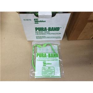 Moldex Hearing Protection Systems Ear Plugs Pura-Band 6500