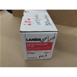 NEW LANIER DEVELOPER UNIT DV 38 DV38 - P/N: 491-0249