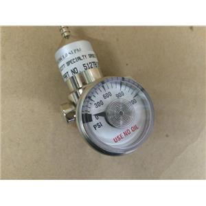 Scott Specialty Gases Regulator 5127B10C10 Flow 1.0 SLPM