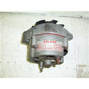 Boaters Resale Shop of TX 1608 2225.21 BALMAR MODEL 912-100 ALTERNATOR-100 AMPS