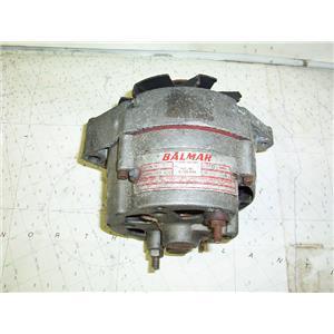 Boaters Resale Shop of TX 1608 2225.21 BALMAR MODEL 912-100 ALTERNATOR-100 AMPS