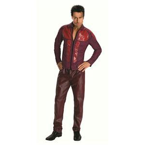 Rubie's Men's Derek Zoolander Adult Costume and Wig Size XL 44-46