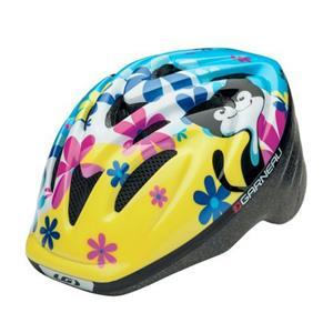 Louis Garneau Flow Kids Helmet Cats and Dogs S/M