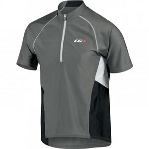 Louis Garneau Grand Tour Jersey - Iron Grey - Medium