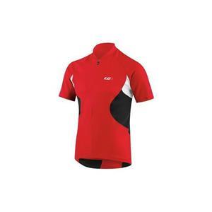 Louis Garneau Transit Jersey - Red - Medium