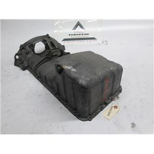 84-85 Mercedes W201 190D OM601 engine oil pan 6010140102