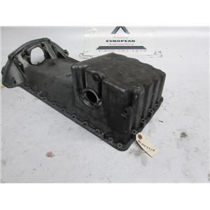 85-93 Mercedes W201 190E M102 engine oil pan 1020142302