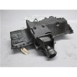 BMW E83 3.0L engine oil pan 11137511602
