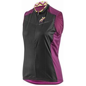Louis Garneau Tanka 2 Women's Cycling Jersey - Purple/Blk - Women's Medium