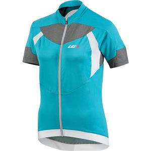 Louis Garneau Women's Icefit Cycling Jersey - Blue / Martinic - Women's Medium