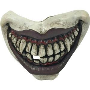 Forum Novelties Evil Clown Mouth Mask With Elastic Band