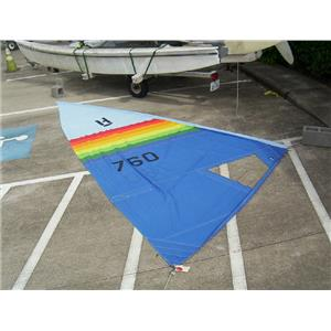 Mainsail w 14-11 Luff from Boaters' Resale Shop of TX 1005 2905.01