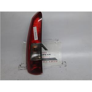 01-04 Volvo V70 XC70 left upper tail light 9154493 9483688