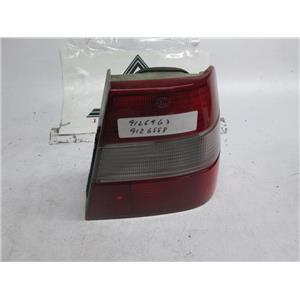 95-98 Volvo 960 S90 right outer tail light 9126963 9126888
