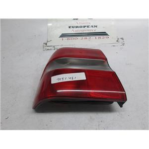 98-00 Volvo S70 left outer tail light 9151481 9151631