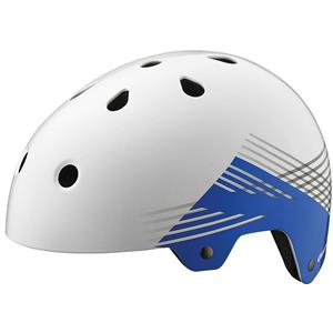 Giant Vault Helmet White L/XL BMX 59-61