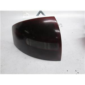 98-01 Audi A6 left driver side tail light tinted 4B5945095A